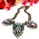Amelia Statement Necklace