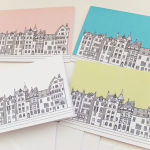 Edinburgh Old Town Cards Set - shop by category