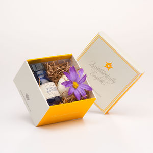 Vintage Bouquet Soothing Gift Box - skin care