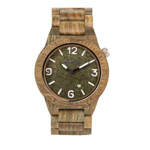 Wooden Alpha Watch