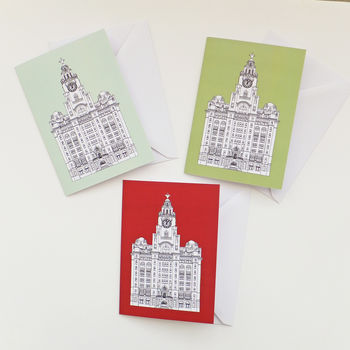 Liverpool Cards Set