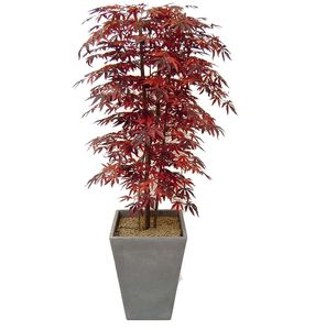 Artificial Red Maple Tree - living & decorating