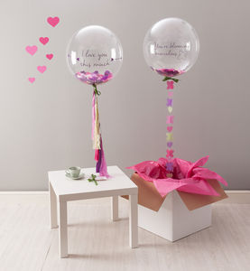 Mothers Day Confetti Filled Balloon - cards & wrap