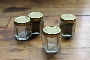Empty Magnetic Spice Jar - kitchen