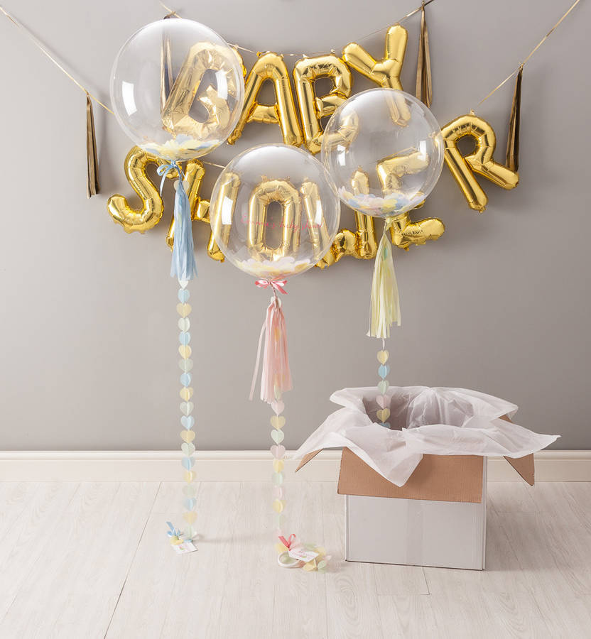 homepage bubblegum balloons baby shower 16 inch balloon letters