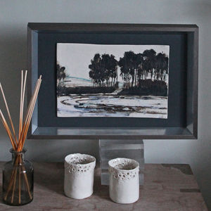 Flood Meadows Wall Art - art & pictures