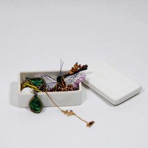 Sunlight Trinket Box - jewellery storage & trinket boxes