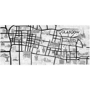 'A Reasonably Accurate' Map Of Glasgow