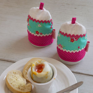 Patchwork Ditsy Print Egg Cosy - view all sale items