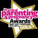 Loved by Parents Award Gold