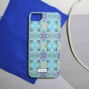 Russian Pattern iPhone Case - bags & cases