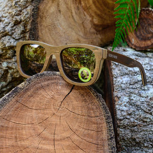 Skate Maple Sunglasses