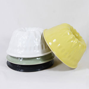 Jelly Mould Lamp Shade - lighting