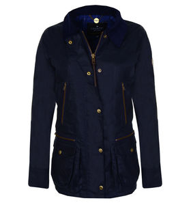 Country Attire Ladies' Ivy Wax Jacket - coats