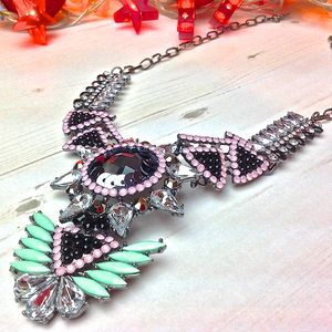 Felicity Crystal Necklace - necklaces & pendants