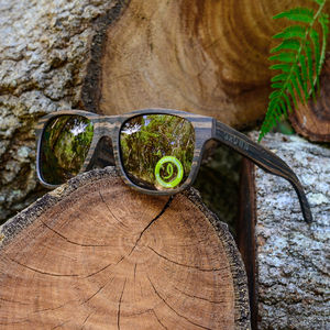 Tallows Pacific Ebony Sunglasses