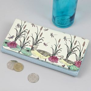 'Tales And Trails' Duck Wallet
