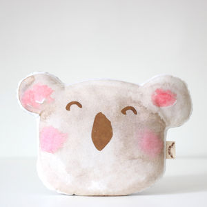Koala Cushion Printed - decorative accessories