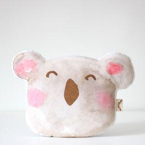 Koala Cushion Printed