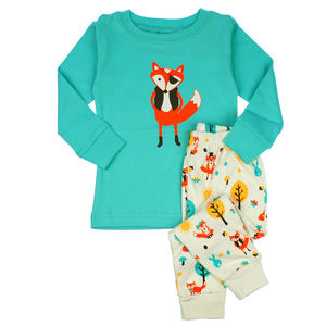 Mr Fox Day/Nightwear Set