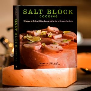 Salt Block Cooking Combo