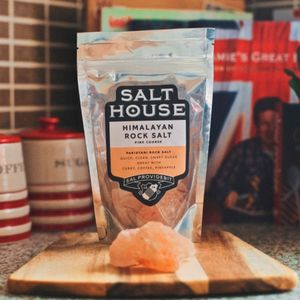 Himalayan Coarse Grain Pink Rock Salt - food gifts
