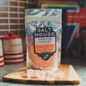 Himalayan Extra Fine Grain Pink Rock Salt - food gifts