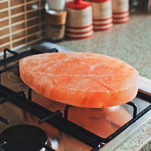 Oval Himalayan Salt Block