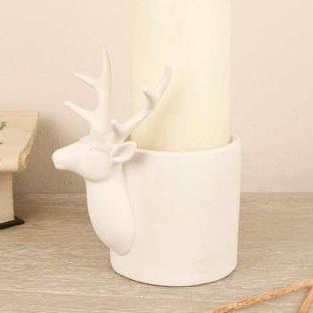 Deer Tea Light Holder