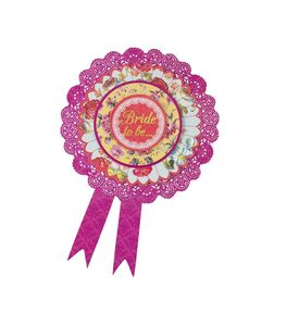 Hen Party Bride To Be Rosette - hen party gifts & styling