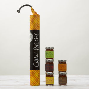 Dynamite Chilli Paste Gift Pack - gifts under £25 for him