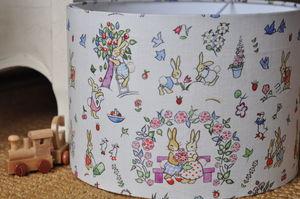 Bunny Lampshade - lampshades