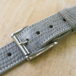 Personalised Dartmouth Belt - belts