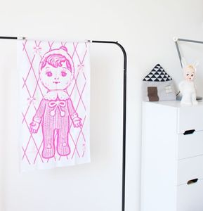 Dolly Tea Towel - kitchen accessories