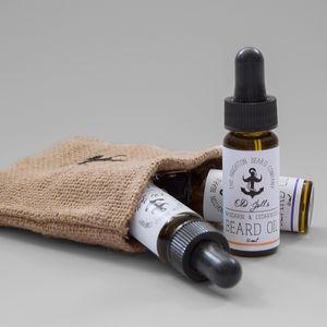 Groombridge Beard Oil Gift Set