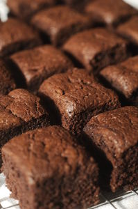 Box Of Four Love Brownies - food gifts