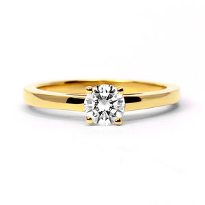 Solar Ethical Fairtrade Diamond Engagement Ring - women's jewellery