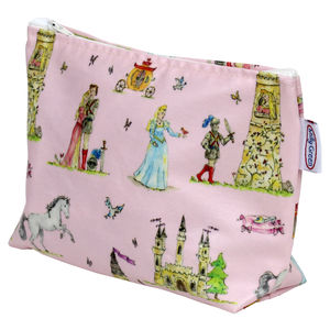 Princesses Sponge Bag