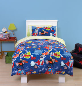 Hero Duvet Set