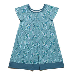 Organic Cotton Girl's Dress - dresses