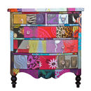 Patchwork Chest Of Drawers