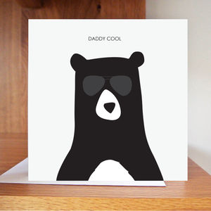 Daddy Cool - birthday cards