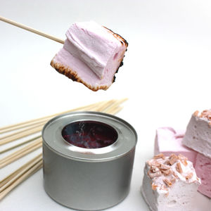 Marshmallow Toasting Kit - gifts for fathers