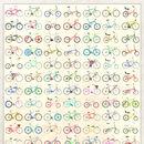 A3 My Favourite Bike Print
