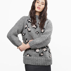 Jungle Boogie Sweater - jumpers