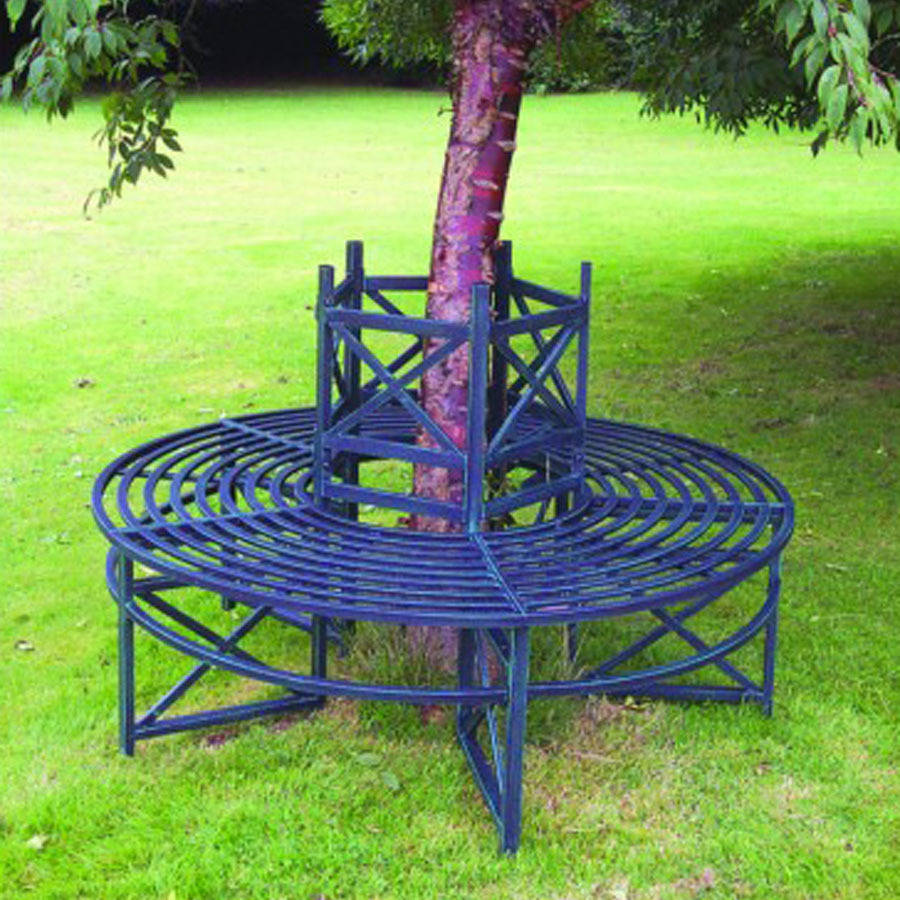 Blenheim tree bench by garden selections