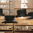 Prince Edward Top Hat Light Cable Options