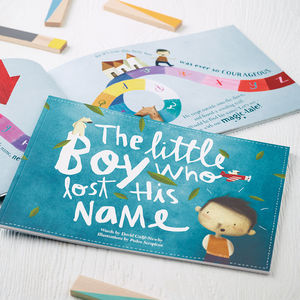 Personalised Children's Story Book - books