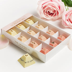 Ombre Belgian Chocolates - tea for two