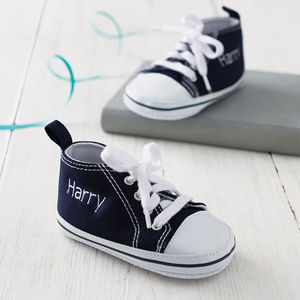 Personalised Child's High Top Trainers - personalised